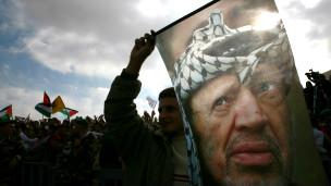 Simpatizante de Arafat