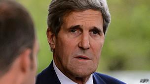 john kerry, secretario de estado de Estados Unidos