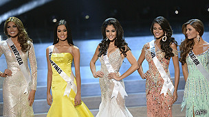 Finalistas Miss Universo 2013