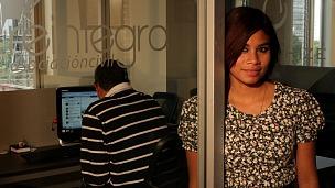 Madaí Morales, foto cortesía Reintegra.