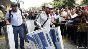 Compradores en Venezuela