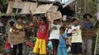 Mahaukaciyar guguwar Haiyan ta yi mummunar barna a Philippines