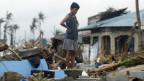 Typhoon survivor, AP