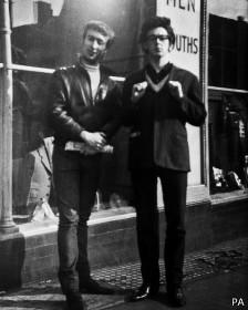 Джон Леннон и Пол Маккартни