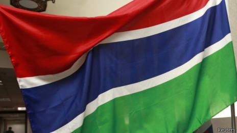冈比亚国旗(15/11/2013)