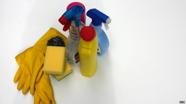 Produtos de limpeza | BBC