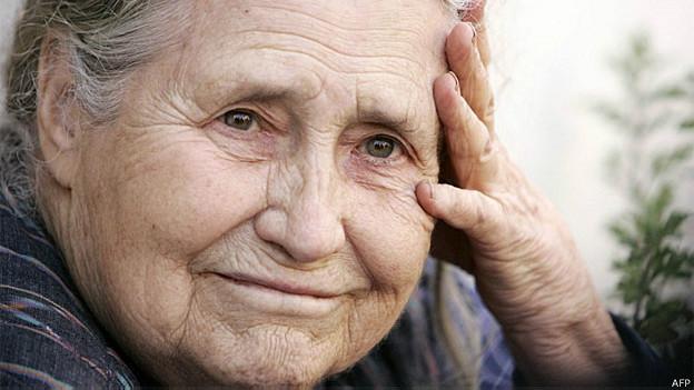 Doris Lessing (Arquivo/AFP/Getty)
