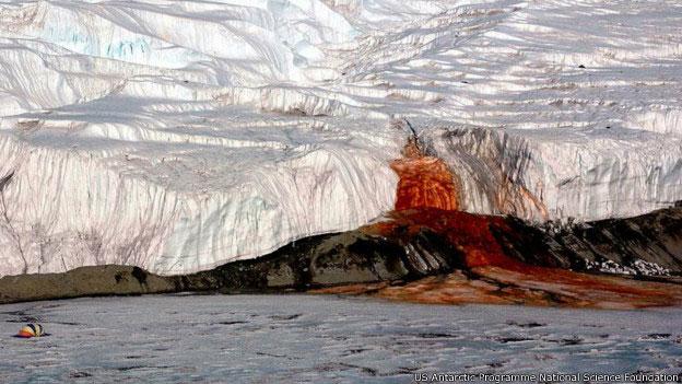 Cientistas consideram vales secos e gelados da Antártida parecidos com Marte