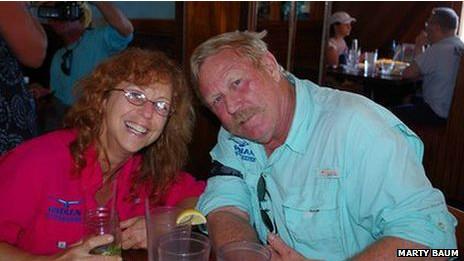 Marty Baum y Robin Pitman