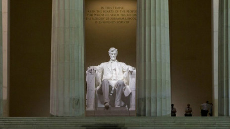Đài tưởng niệm Abraham Lincoln tại Washington