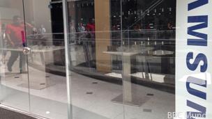 Tiendas distribuidoras de Samsung