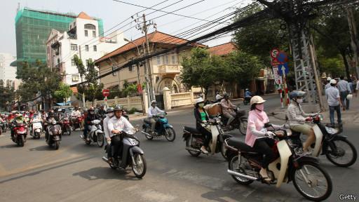 Giao thông ở Sài Gòn