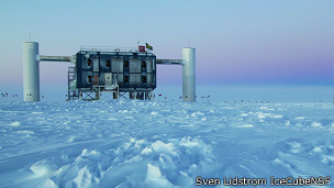 Laboratorio IceCube