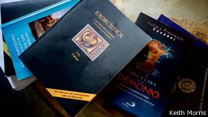 Libros de exorcismo