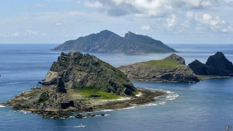 Quần đảo Senkaku/Điếu ngư trên Biển Hoa Đông