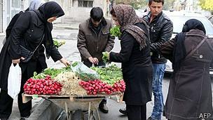 Economía Irán