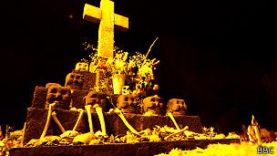 Altar al Día de Muertos