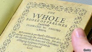 Libro de salmos