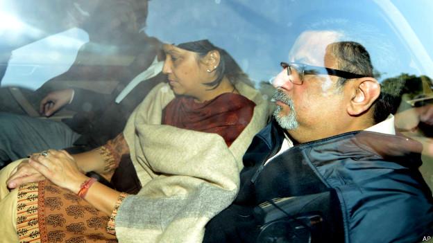 नूपुर और राजेश तलवार