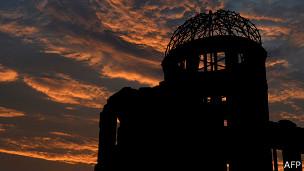 Monumento conmemorativo de la bomba de Hiroshima