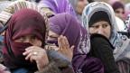 Syrian women, AP