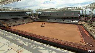 Arena Pantanal vai sediar quatro jogos da Copa
