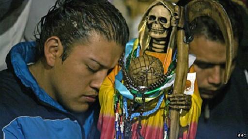 Snata Muerte | Crédito: BBC