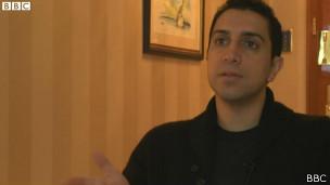Sean Rad, cofundador de Tinder