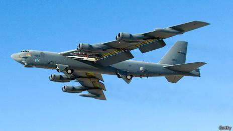 Máy bay B52 của Mỹ
