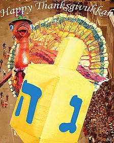 Happy Thankgivukkah