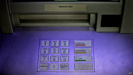 Cajero electrónico