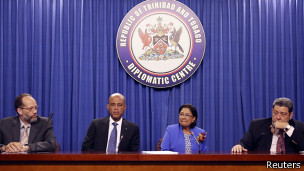 Reunión de la Caricom