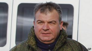 Anatoly Serdyukov