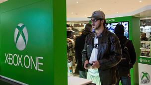 Jugador de Xbox One