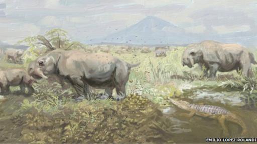 Динадонтозавры