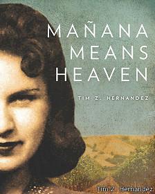 """Portada de """"Mañana means heaven"""""""