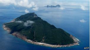Islas en discordia