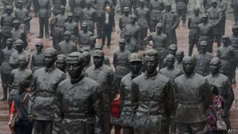 Museo chino que recuerda la guerra con Japón