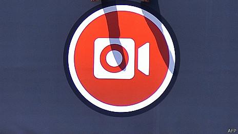 Logo de vídeo en Instagram