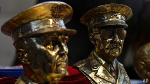 Busto Francisco Franco