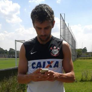 Paulo André, zagueiro do Corinthians