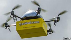 Dron de Zookal