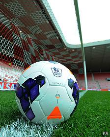 Balón de la Liga Premier