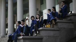 Graduados en Shanghái