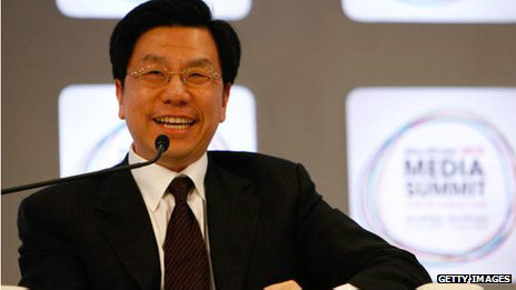 Lee Kai-fu, ejecutivo del mundo tecnológico