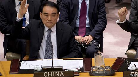 China en la ONU