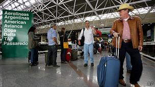 Aeroporto de Brasília. Foto: AP
