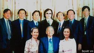 Gia đình Giáo sư Nguyễn Lân