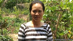 Bà Nguyễn Thị Nhung