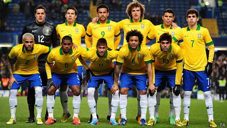 Conjunto brasileño